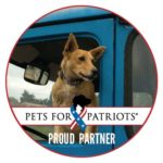 Pets for Patriots Partner Logo